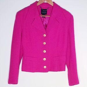 LIMITED Virgin Wool Tweed Blazer